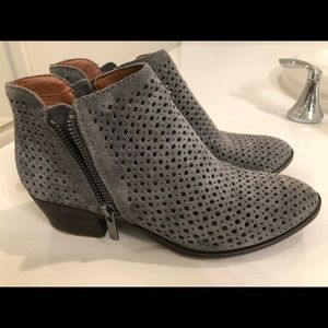 Lucky Brand Booties size 7.5